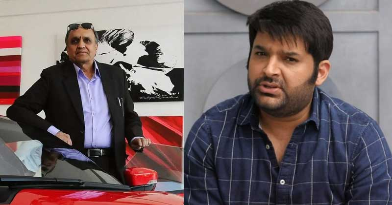 Kapil Sharma Inquiry Over Fake Registered Cars Alleged