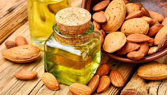 Lemon And Almond Oil - Home Remedies For Grey