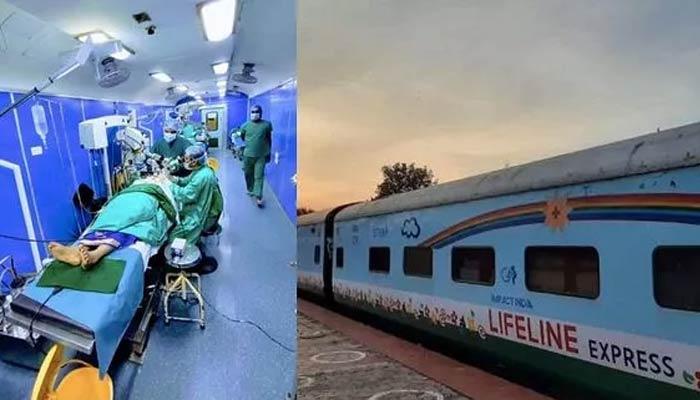 Lifeline Express World First Hospital Train