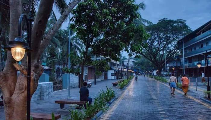 New Park Built In Kerala Vagbhatananda Park