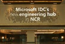 Noida Microsoft Office insipired by taj mahal