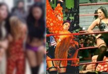 Rakhi Sawant In WWE Ring Viral Video