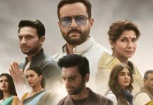 Saif Ali Khan In Upcoming Film Tandav