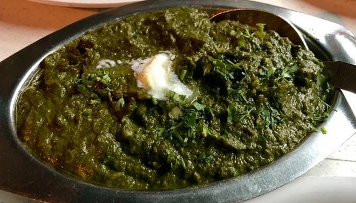 Sarso Ka Saag - Lohri Recipes