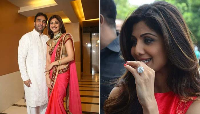 Shilpa Shetty - Bollywood Celebrities Expensive Engagement Rings