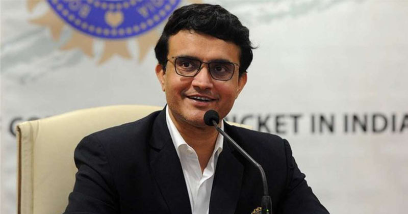 Sourav Ganguly Suffers Mild Cardiac Arrest