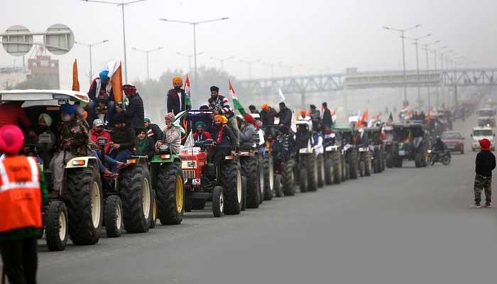 Supreme Court Hearing Delhi Police Farmers Tractor Rally