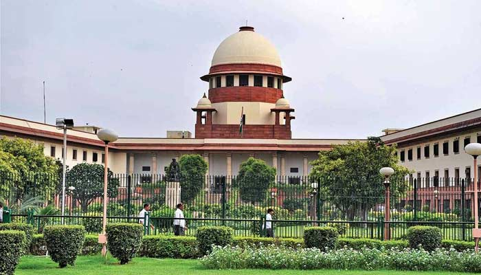 Supreme Court On New Parliament Building