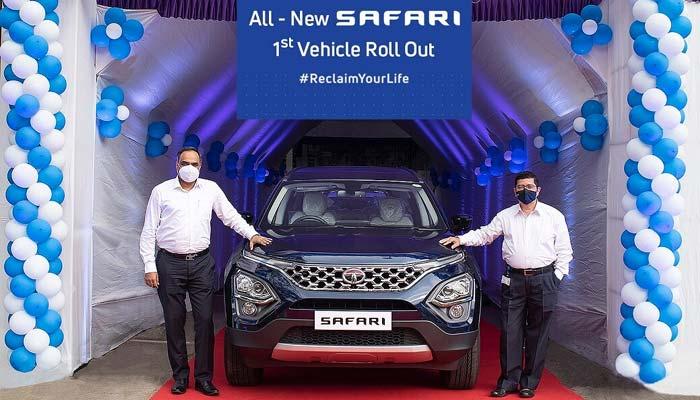 Tata Motors Revealed Safai First Look