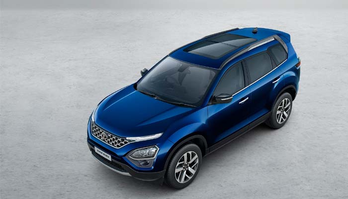 Tata Motors Safari 2021