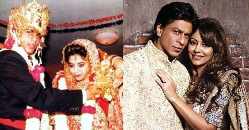 When Shah Rukh Khan Prank With Gauri Khan
