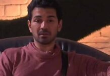 Abhinav Shukla Eliminated
