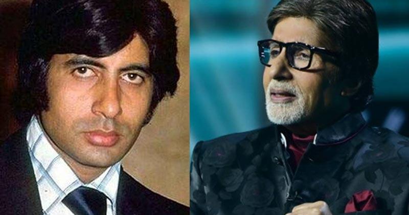 Amitabh Bachchan Celebrates 52 Years