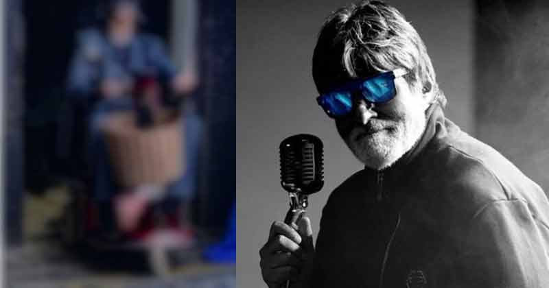 Amitabh Bachchan Special Entry On Set