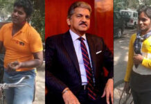 Anand Mahindra Supports Garbage Pickers Hafiz And Habibur