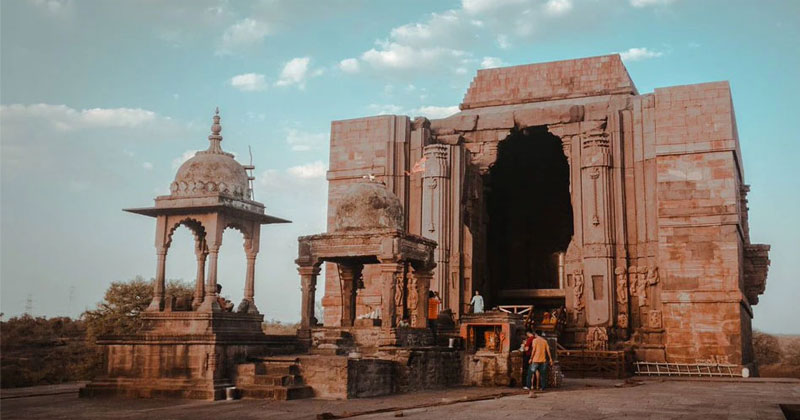 Bhojeshwar Temple History In Hindi