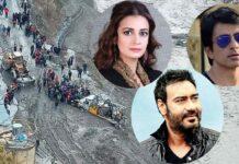 Celebs Reaction On Uttarakhand Glacier Burst Tragedy