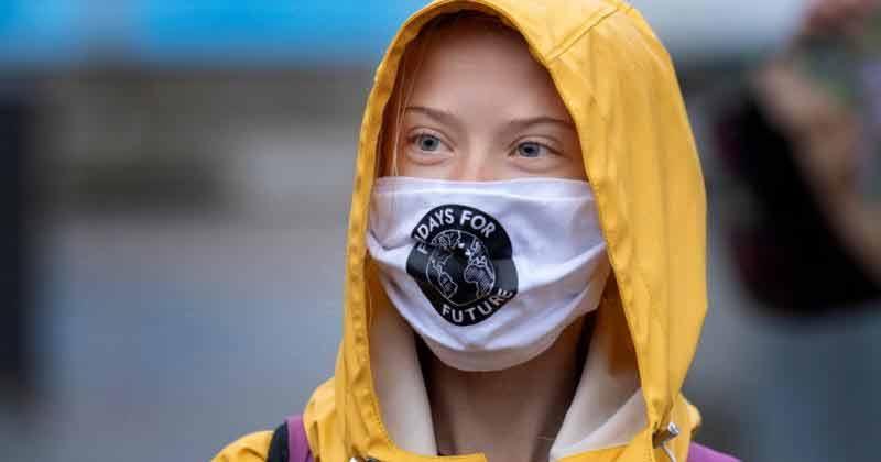 FIR Against Greta Thunberg By Delhi Police