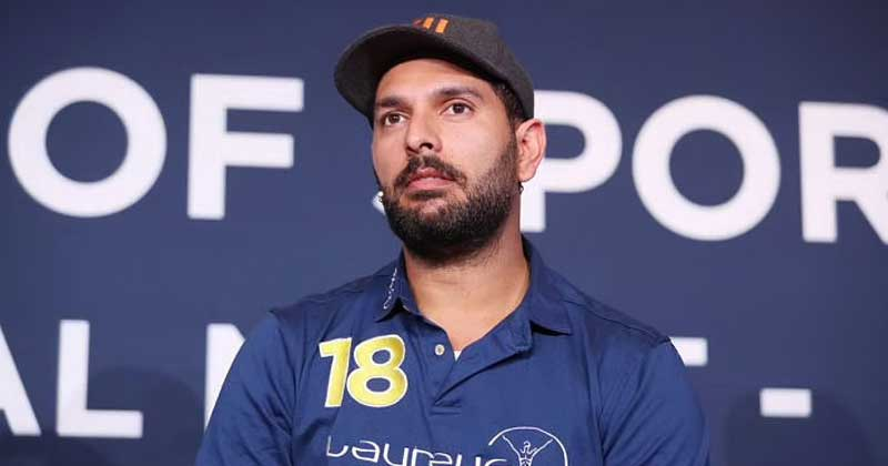 FIR Registered Against Yuvraj Singh