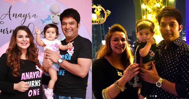 Kapil Sharma Blessed With A Baby Boy