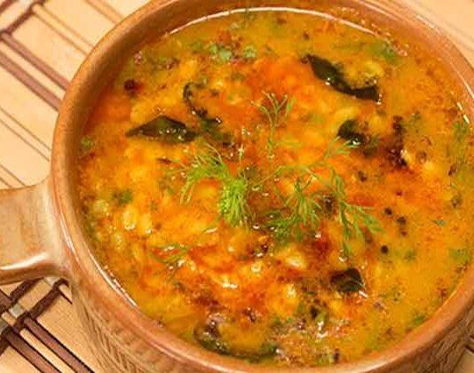 Sambar Recipe In Hindi
