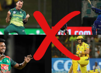These Cricketers Missing In IPL 2021