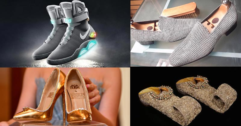Most Expensive Shoes Of The World
