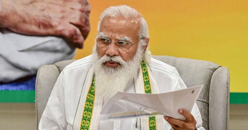 PM Narendra Modi On Covid 19
