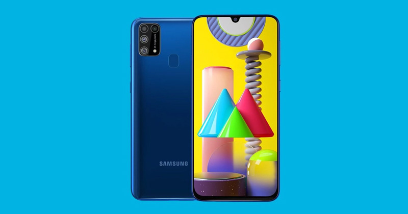 Samsung Galaxy M31 Gets Android 11