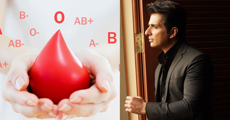 Sonu Sood Launch Blood Bank App