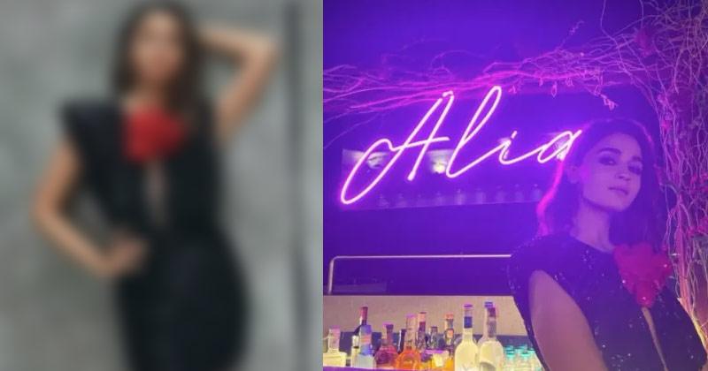 Alia Birthday Dress Cost