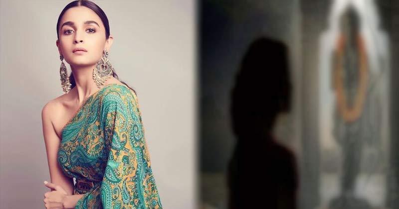 Alia Bhatt Sita First Look