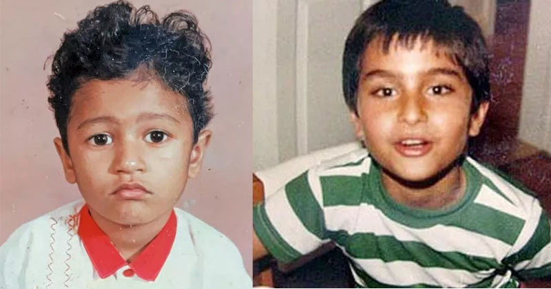 Bollywood Celebrities Throwback Pictures