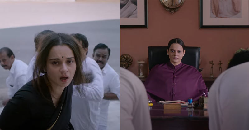 Thalaivi Trailer