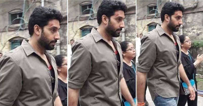 Police Stopped Shooting Of Abhishek Bachchan's Film