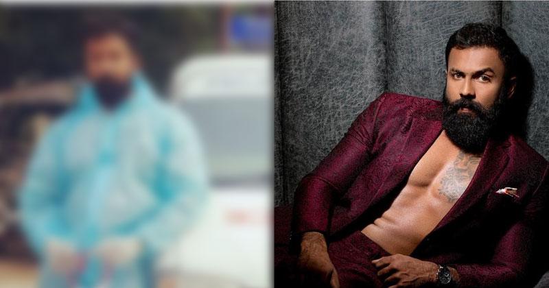 Arjun Gowda Turns Ambulance Driver