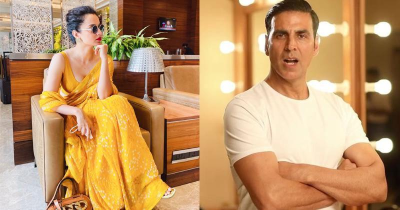 Kangana Ranaut Says She Got Secret Calls From Akshay Kumar