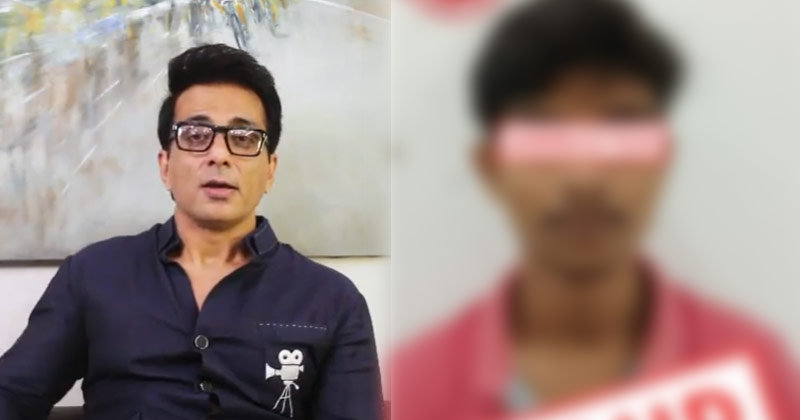 Cheater Caught Pretending As Sonu Sood Advisor