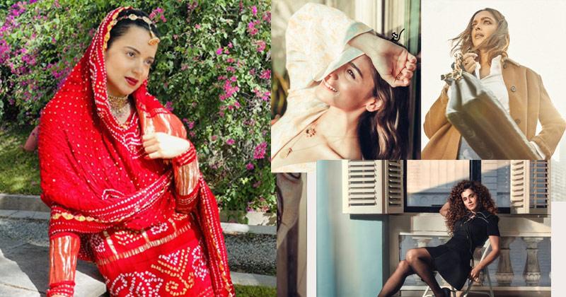 Kanagana Ranaut Supported Bollywood Actresses