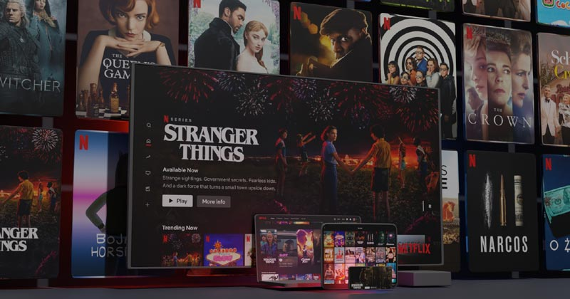 Netflix new feature Play Something