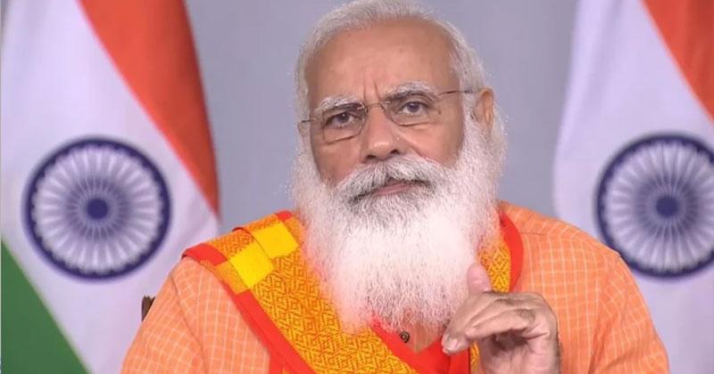 Narendra Modi Emotional Doctors Varanasi Corona Cases