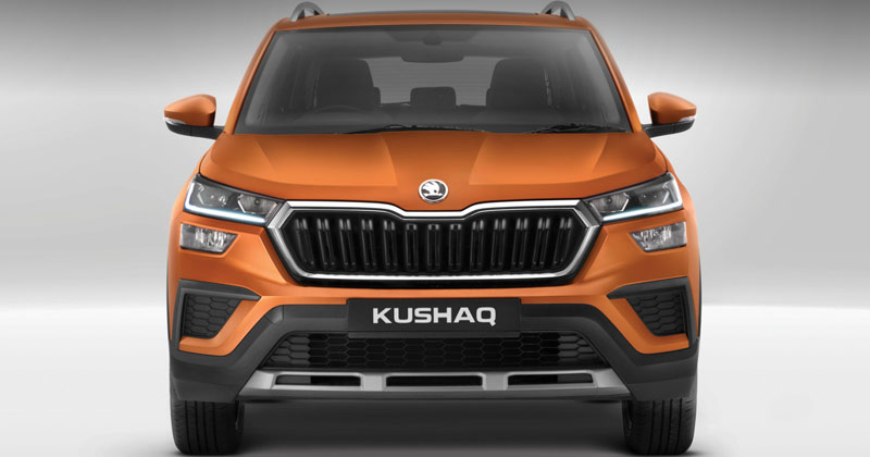 Skoda Kushaq launched in India