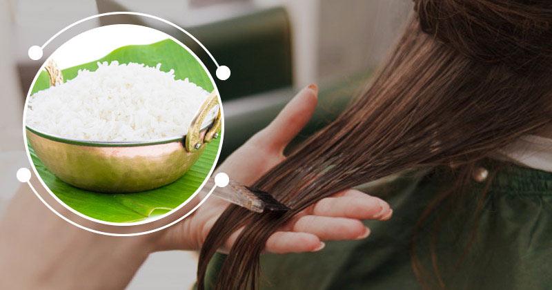 DIY Rice Keratin Treatment In Hindi