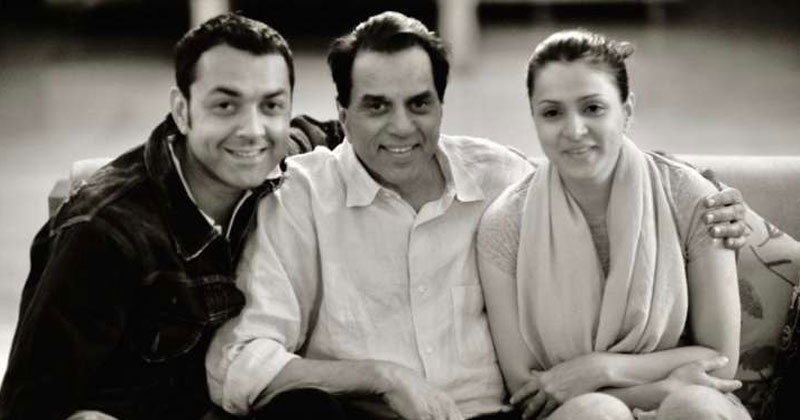 Bobby Deol shared unseen picture with Tania