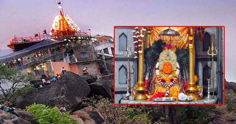 Maa Bamleshwari Temple Dongragarh In Hindi