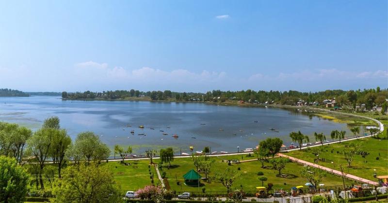 Manasbal Lake History In HindiManasbal Lake History In Hindi