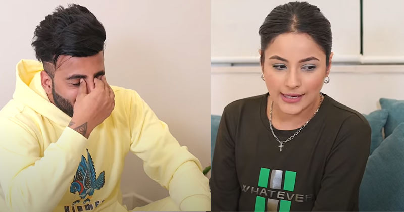 Shahbaz Gill Interview By Shehnaaz Gill
