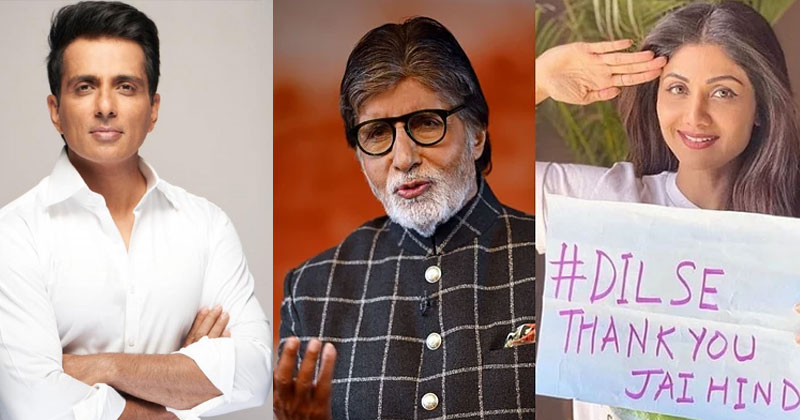 National Doctors Day 2021 Celebs Salute The Real Heroes Of Covid 19