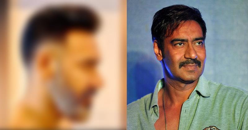 Ajay Devgan Dashing Look Viral On Social Media