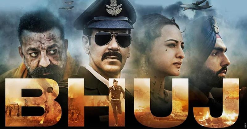 Bhuj The Pride of India Trailer Out